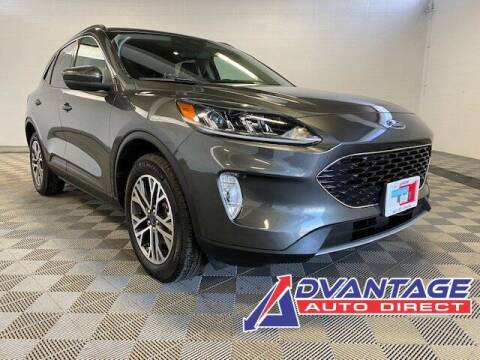 2020 Ford Escape for sale at Advantage Auto Direct in Kent WA