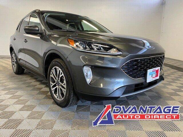 2020 Ford Escape for sale at Advantage Auto Direct in Kent WA