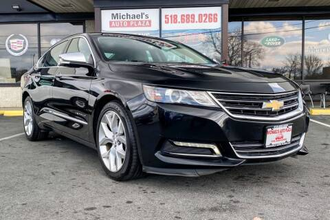 2015 Chevrolet Impala for sale at Michaels Auto Plaza in East Greenbush NY