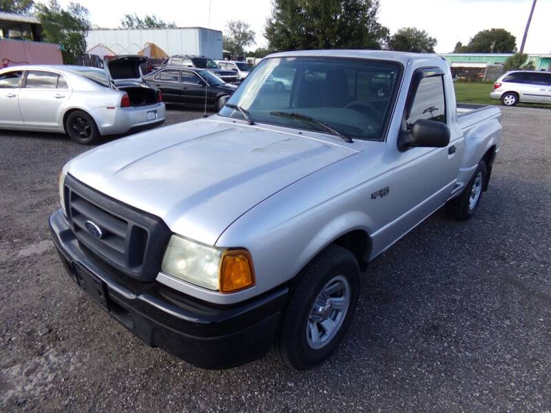 2004 Ford Ranger for sale at M & M AUTO BROKERS INC in Okeechobee FL