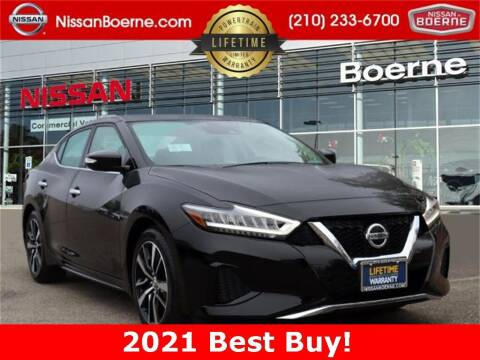 2021 Nissan Maxima for sale at Nissan of Boerne in Boerne TX