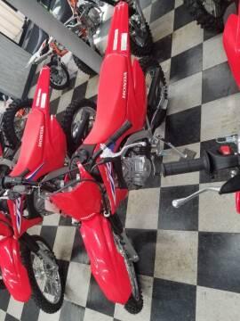 2022 Honda CRF125FN for sale at Irv Thomas Honda Suzuki Polaris in Corpus Christi TX