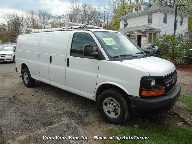 2010 Chevrolet Express Cargo for sale at Vans Vans Vans INC in Blauvelt NY