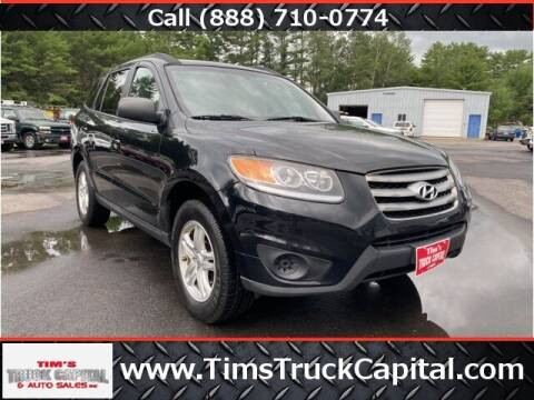2012 Hyundai Santa Fe for sale at TTC AUTO OUTLET/TIM'S TRUCK CAPITAL & AUTO SALES INC ANNEX in Epsom NH