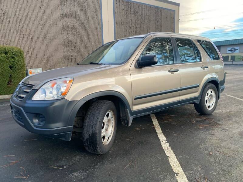 2006 Honda CR-V for sale at Exelon Auto Sales in Auburn WA
