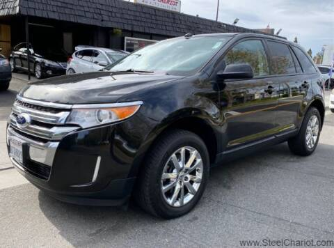 2013 Ford Edge for sale at Steel Chariot in San Jose CA
