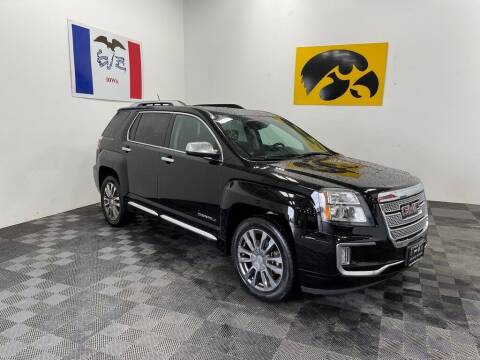 2017 GMC Terrain for sale at Carousel Auto Group in Iowa City IA