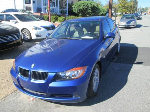 2007 BMW 3 Series for sale at Downtown Motors in Macon GA