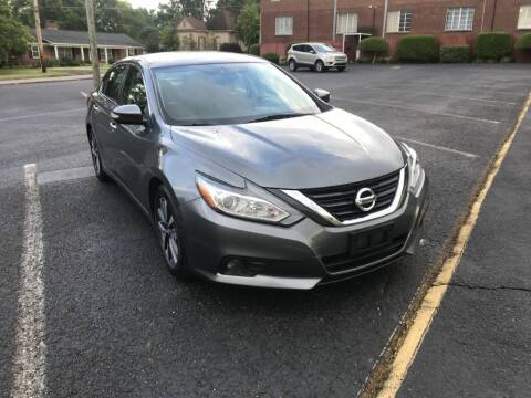 2017 Nissan Altima for sale at DEALS ON WHEELS in Moulton AL