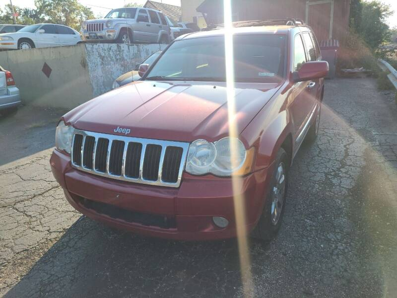 2010 Jeep Grand Cherokee for sale at Discovery Auto Sales in New Lenox IL
