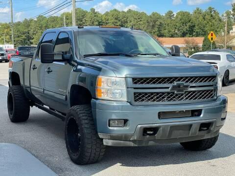 2014 Chevrolet Silverado 2500HD for sale at RVA Automotive Group in Richmond VA