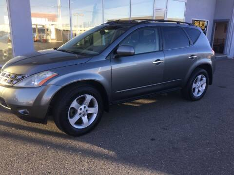 2005 Nissan Murano for sale at Safi Auto in Sacramento CA
