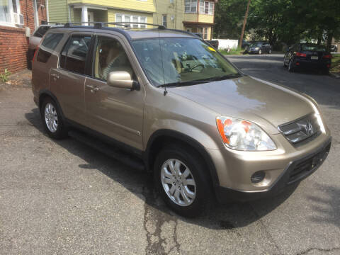 2005 Honda CR-V for sale at UNION AUTO SALES in Vauxhall NJ
