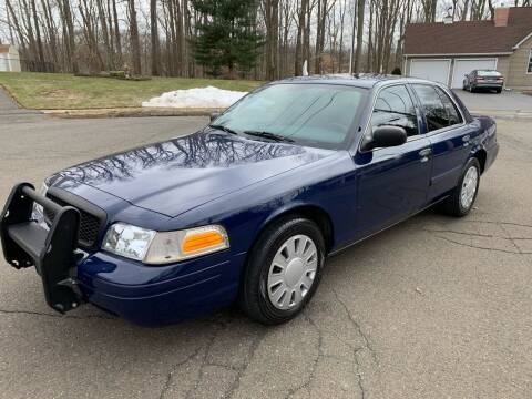 2011 Ford Crown Victoria for sale at West Haven Auto Sales in West Haven CT