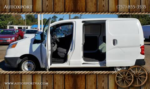 2015 Chevrolet City Express Cargo for sale at Autoxport in Newport News VA