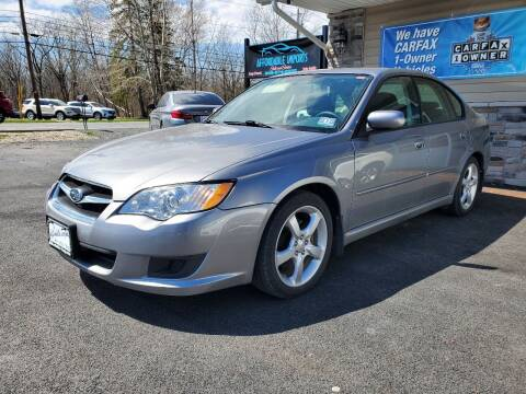2008 Subaru Legacy for sale at AFFORDABLE IMPORTS in New Hampton NY