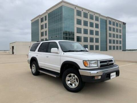 1999 Toyota 4Runner for sale at SIGNATURE Sales & Consignment in Austin TX