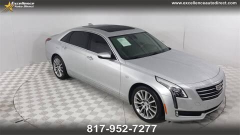2017 Cadillac CT6 for sale at Excellence Auto Direct in Euless TX
