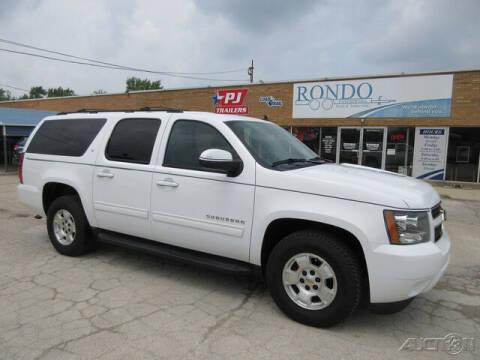 2012 Chevrolet Suburban for sale at Rondo Truck & Trailer in Sycamore IL
