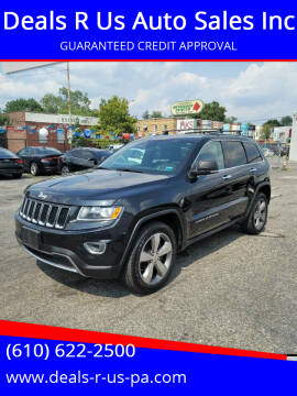 2014 Jeep Grand Cherokee for sale at Deals R Us Auto Sales Inc in Lansdowne PA