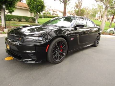 2018 Dodge Charger for sale at E MOTORCARS in Fullerton CA