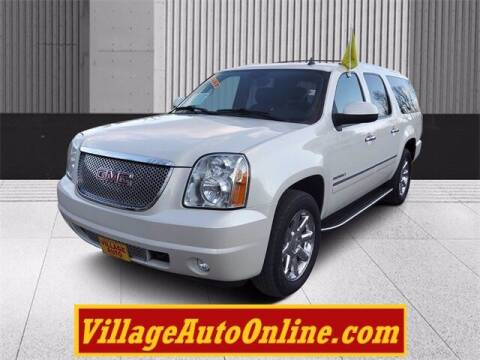 2014 GMC Yukon XL for sale at Village Auto in Green Bay WI