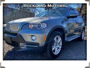 2008 BMW X5 for sale at Rockland Automall - Rockland Motors in West Nyack NY