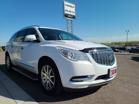 2016 Buick Enclave for sale at Tommy's Car Lot in Chadron NE
