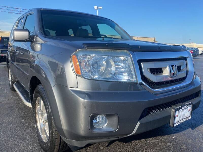 2010 Honda Pilot for sale at VIP Auto Sales & Service in Franklin OH