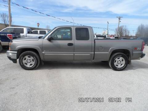 2006 Chevrolet Silverado 1500 for sale at Town and Country Motors in Warsaw MO