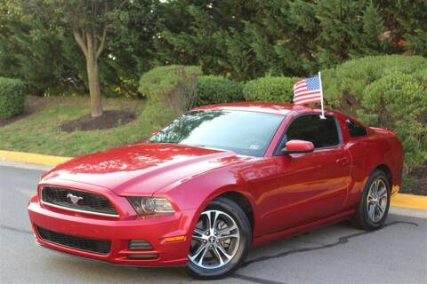 2013 Ford Mustang for sale at Quality Auto in Sterling VA
