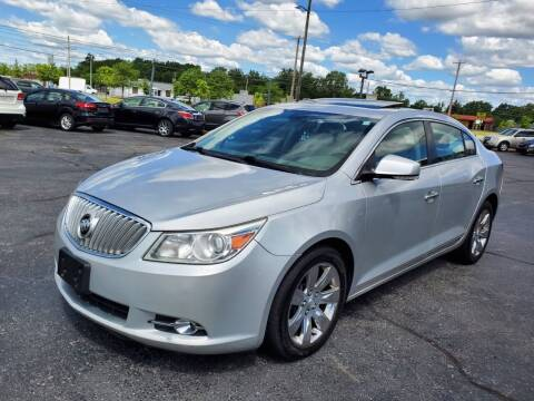 2010 Buick LaCrosse for sale at Samford Auto Sales in Riverview MI