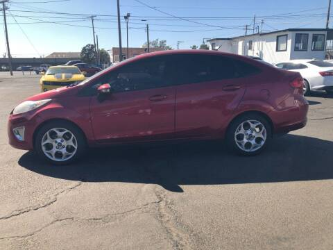 2011 Ford Fiesta for sale at AUCTION SERVICES OF CALIFORNIA in El Dorado CA