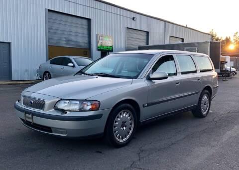 2001 Volvo V70 for sale at DASH AUTO SALES LLC in Salem OR