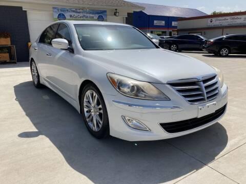 2012 Hyundai Genesis for sale at Princeton Motors in Princeton TX