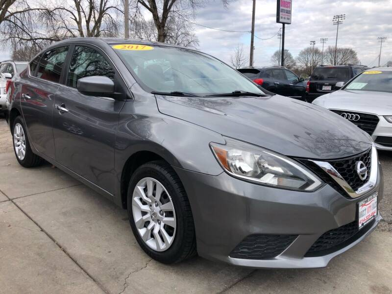 2017 Nissan Sentra for sale at Direct Auto Sales in Milwaukee WI