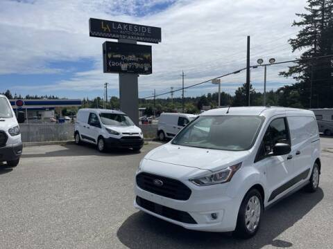 2019 Ford Transit Connect Cargo for sale at Lakeside Auto in Lynnwood WA