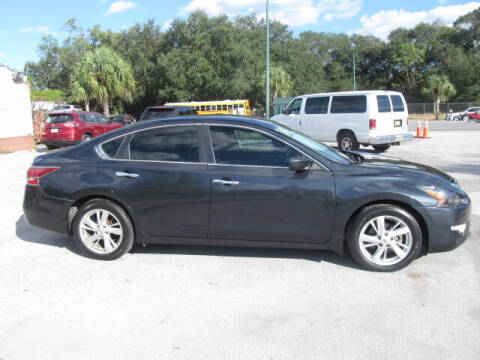 2014 Nissan Altima for sale at Orlando Auto Motors INC in Orlando FL