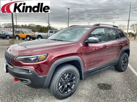 2021 Jeep Cherokee for sale at Kindle Auto Plaza in Cape May Court House NJ