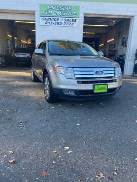 2008 Ford Edge for sale at Pikeside Automotive in Westfield MA