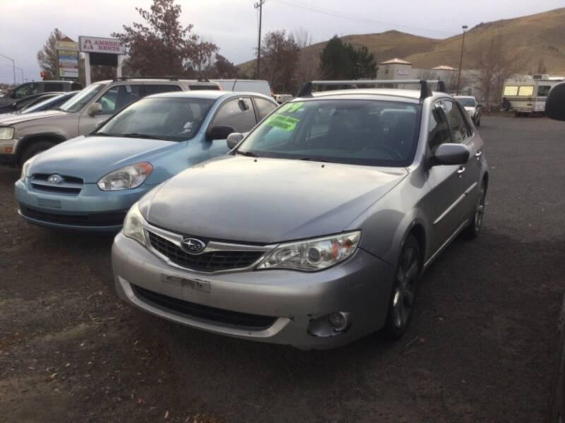 2009 Subaru Impreza for sale at Small Car Motors in Carson City NV