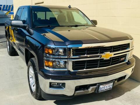 2014 Chevrolet Silverado 1500 for sale at Auto Zoom 916 Rancho Cordova in Rancho Cordova CA