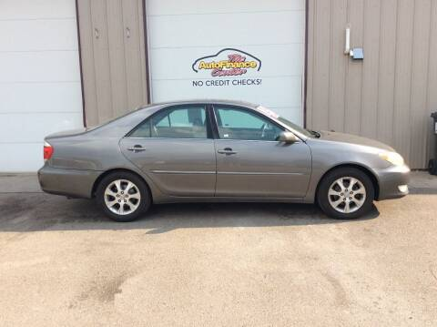2006 Toyota Camry for sale at The AutoFinance Center in Rochester MN