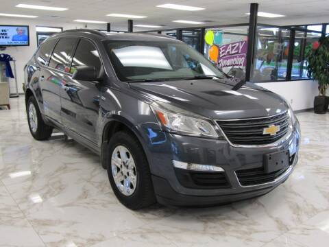 2013 Chevrolet Traverse for sale at Dealer One Auto Credit in Oklahoma City OK