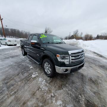 2013 Ford F-150 for sale at ALL WHEELS DRIVEN in Wellsboro PA