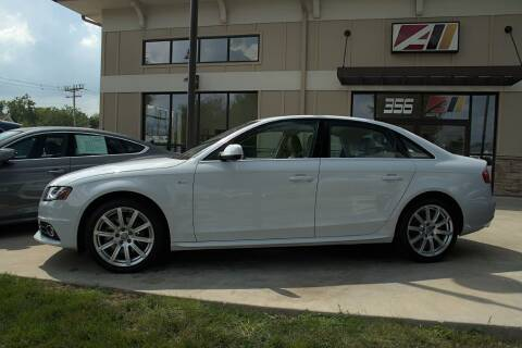 2012 Audi A4 for sale at Auto Assets in Powell OH