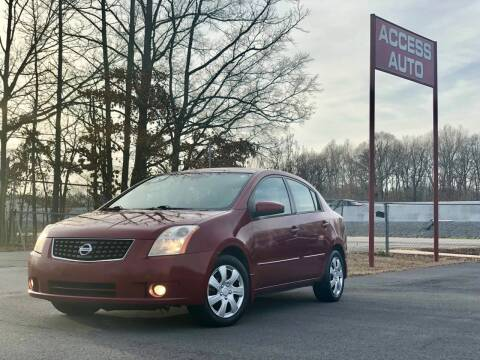 2008 Nissan Sentra for sale at Access Auto in Cabot AR
