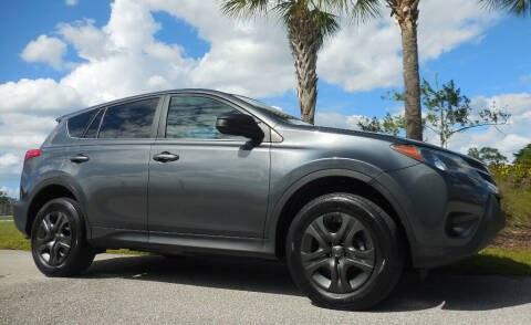 2013 Toyota RAV4 for sale at Performance Autos of Southwest Florida in Fort Myers FL