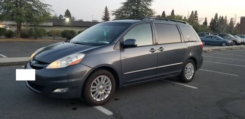 2007 Toyota Sienna for sale at AWA AUTO SALES in Sacramento CA