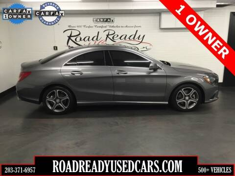 2014 Mercedes-Benz CLA for sale at Road Ready Used Cars in Ansonia CT